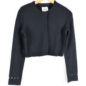 Excellent Quality & Chic ISSA Crop Cardigan sz S